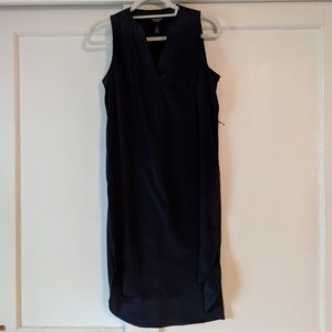 Navy Dress by WHBM